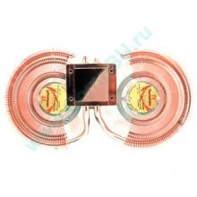 Кулер для видеокарты Thermaltake DuOrb CL-G0102 с тепловыми трубками (медный) - Истра
