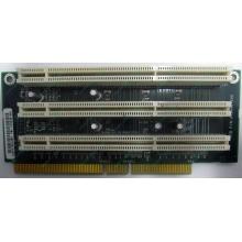 Переходник Riser card PCI-X/3xPCI-X (Истра)