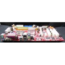 Материнская плата MSI MS-7140 915P Combo2 VER 2.0 s.775 (Истра)