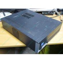 Лежачий четырехядерный системный блок Intel Core 2 Quad Q8400 (4x2.66GHz) /2Gb DDR3 /250Gb /ATX 300W Slim Desktop (Истра)