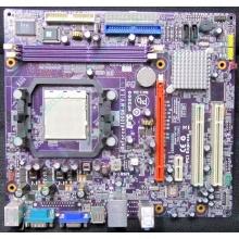 Материнская плата ECS GeForce6100SM-M V:1.0 Б/У (Истра)