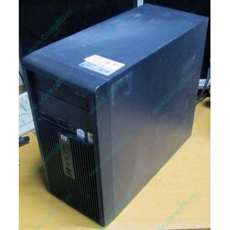 Системный блок Б/У HP Compaq dx7400 MT (Intel Core 2 Quad Q6600 (4x2.4GHz) /4Gb /250Gb /ATX 350W) - Истра