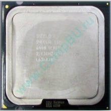 Процессор Intel Core 2 Duo E6400 (2x2.13GHz /2Mb /1066MHz) SL9S9 socket 775 (Истра)