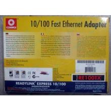 Сетевой адаптер Compex RE100TX/WOL PCI (Истра)