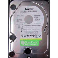 Б/У жёсткий диск 500Gb Western Digital WD5000AVVS (WD AV-GP 500 GB) 5400 rpm SATA (Истра)