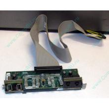 Панель передних разъемов (audio в Истре, USB) и светодиодов для Dell Optiplex 745/755 Tower (Истра)