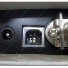 Термопринтер Zebra TLP 2844 (выломан USB разъём в Истре, COM и LPT на месте; без БП!) - Истра
