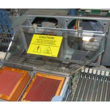 Прозрачная пластиковая крышка HP 337267-001 для подачи воздуха к CPU в ML370 G4 (Истра)