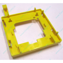 Жёлтый держатель-фиксатор HP 279681-001 для крепления CPU socket 604 к радиатору (Истра)