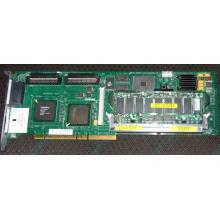 SCSI рейд-контроллер HP 171383-001 Smart Array 5300 128Mb cache PCI/PCI-X (SA-5300) - Истра