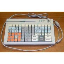 POS-клавиатура HENG YU S78A PS/2 белая (Истра)