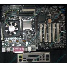 Материнская плата Intel D845PEBT2 (FireWire) с процессором Intel Pentium-4 2.4GHz s.478 и памятью 512Mb DDR1 Б/У (Истра)