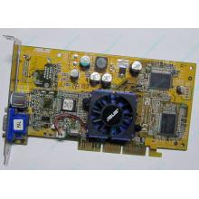 Видеокарта Asus V8170 64Mb nVidia GeForce4 MX440 AGP Asus V8170DDR (Истра)