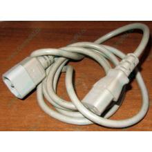 Кабель для UPS серый цвет в Истре, кабель для ИБП (Истра)